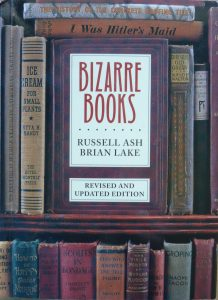 Cover of Bizarre Books by Ash and Lake