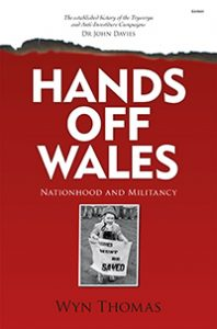 Cover of Hands Off Wales by Wyn Thomas