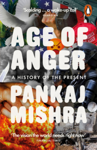 Cover of Age of Anger by Pankaj Mishra