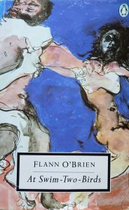 Cover of At Swim-Two-Birds by Flann O'Brien