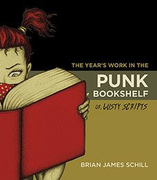 The Year's Work in the Punk Bookshelf Book Cover
