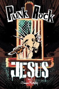 Punk Rock Jesus Comic Cover