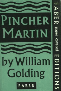 Cover of Pincher Martin by William Golding