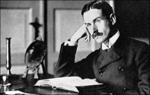 Photographic portrait of Thomas Mann