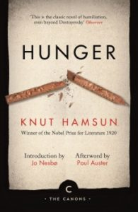 Cover of Hunger by Knut Hamsun