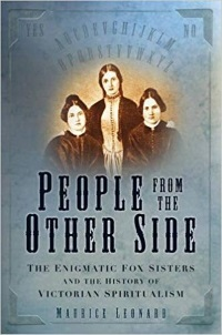 Cover of People from the Other Side by Maurice Leonard