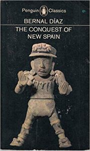 Cover of The Conquest of New Spain by Bernal Diaz