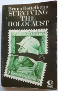 Cover of Surviving the Holocaust by Bruno Bettelheim